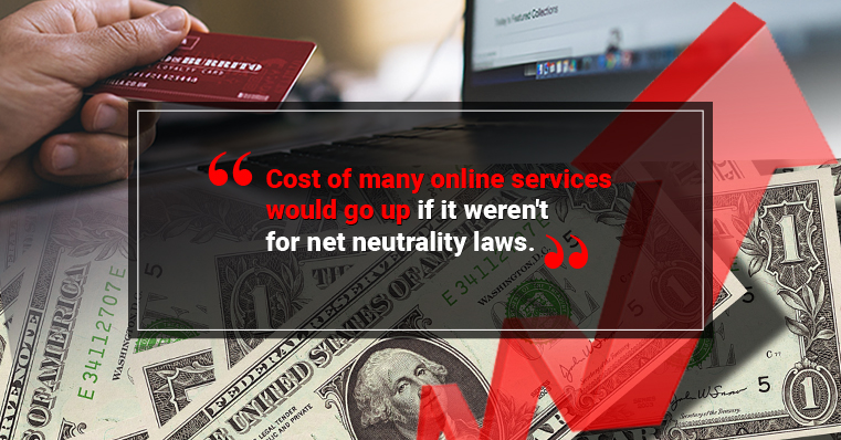 METHODIC Net Neutrality Online Services Cost