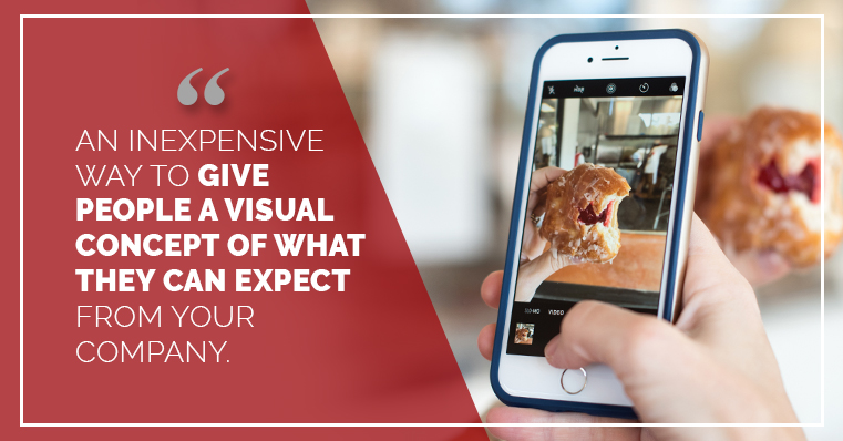 METHODIC Social Media Content Ideas Use Images