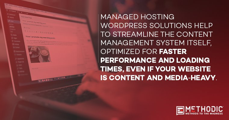 Methodic Managed Web Hosting WordPress