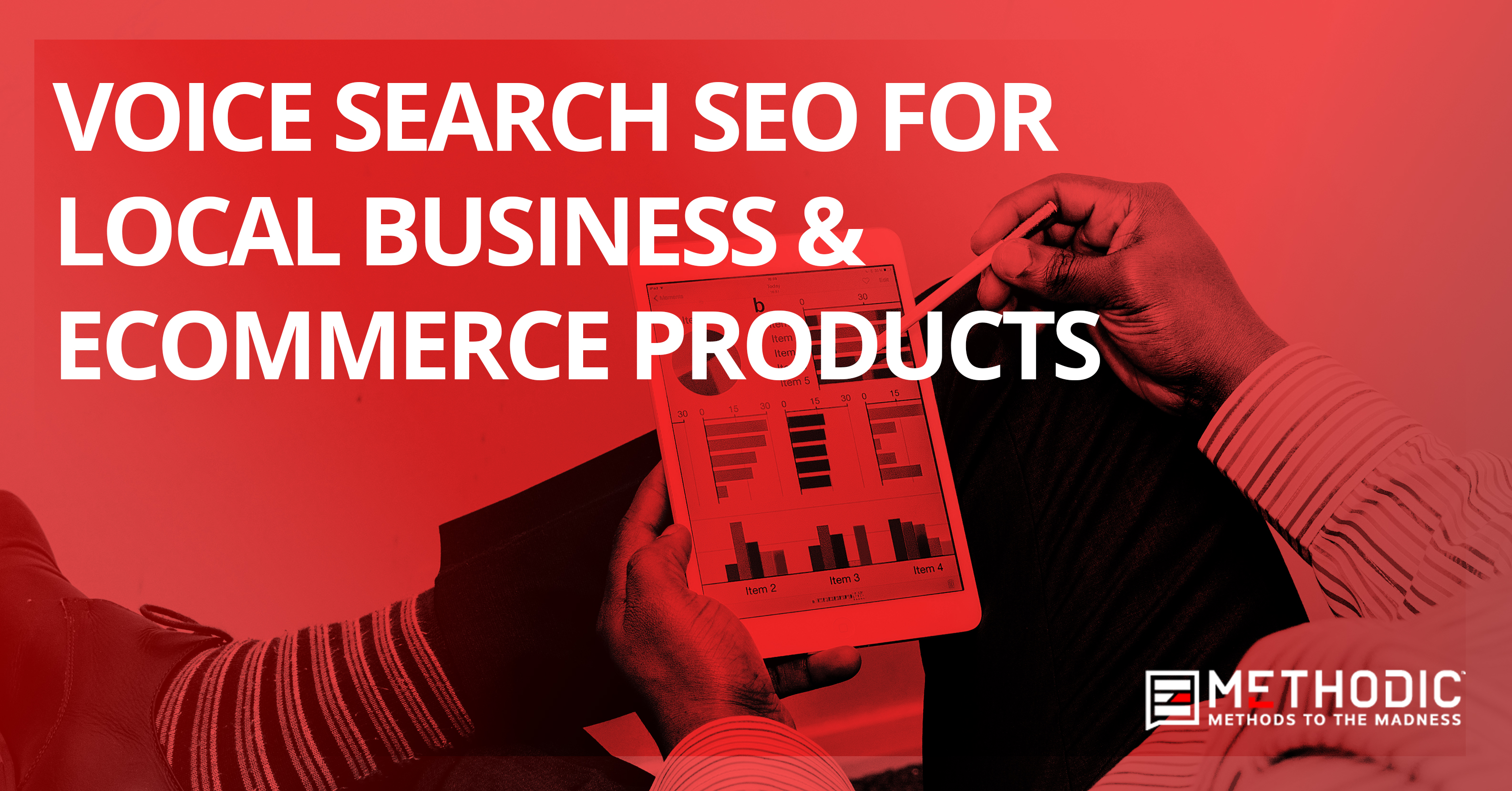 Voice Search SEO for Local Business & Ecommerce Products