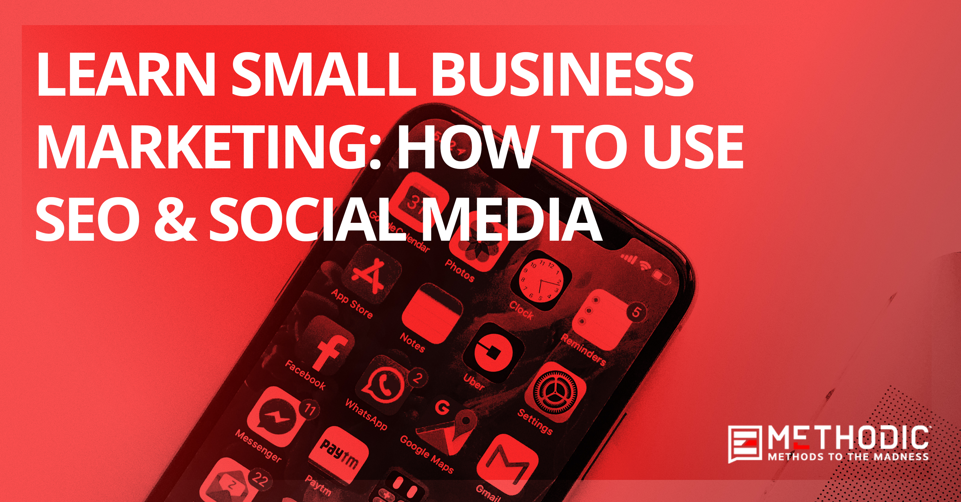 Learn Small Business Marketing: How to Use SEO & Social Media