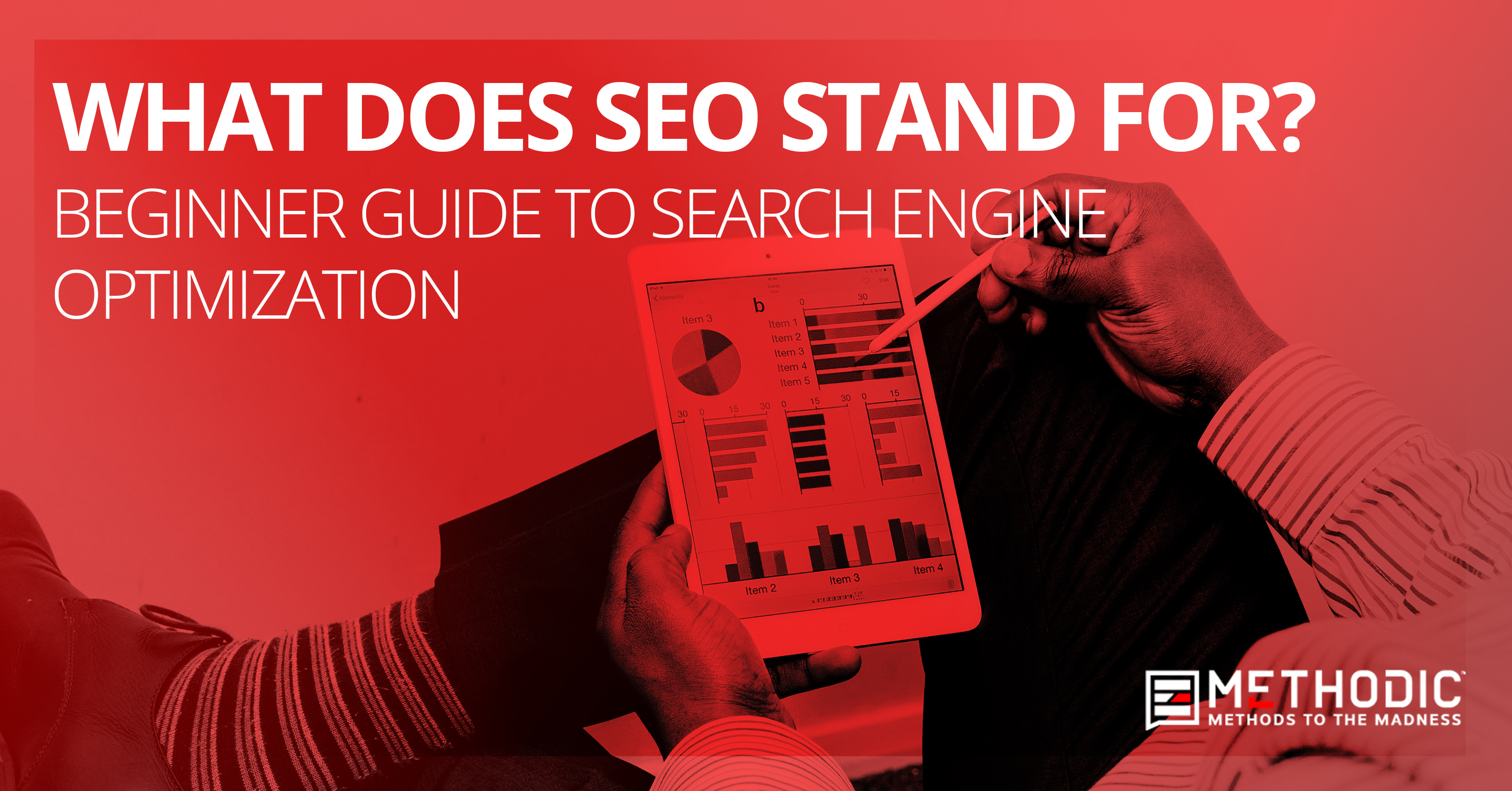 What Does SEO Stand For? Beginner Guide to Search Engine Optimization