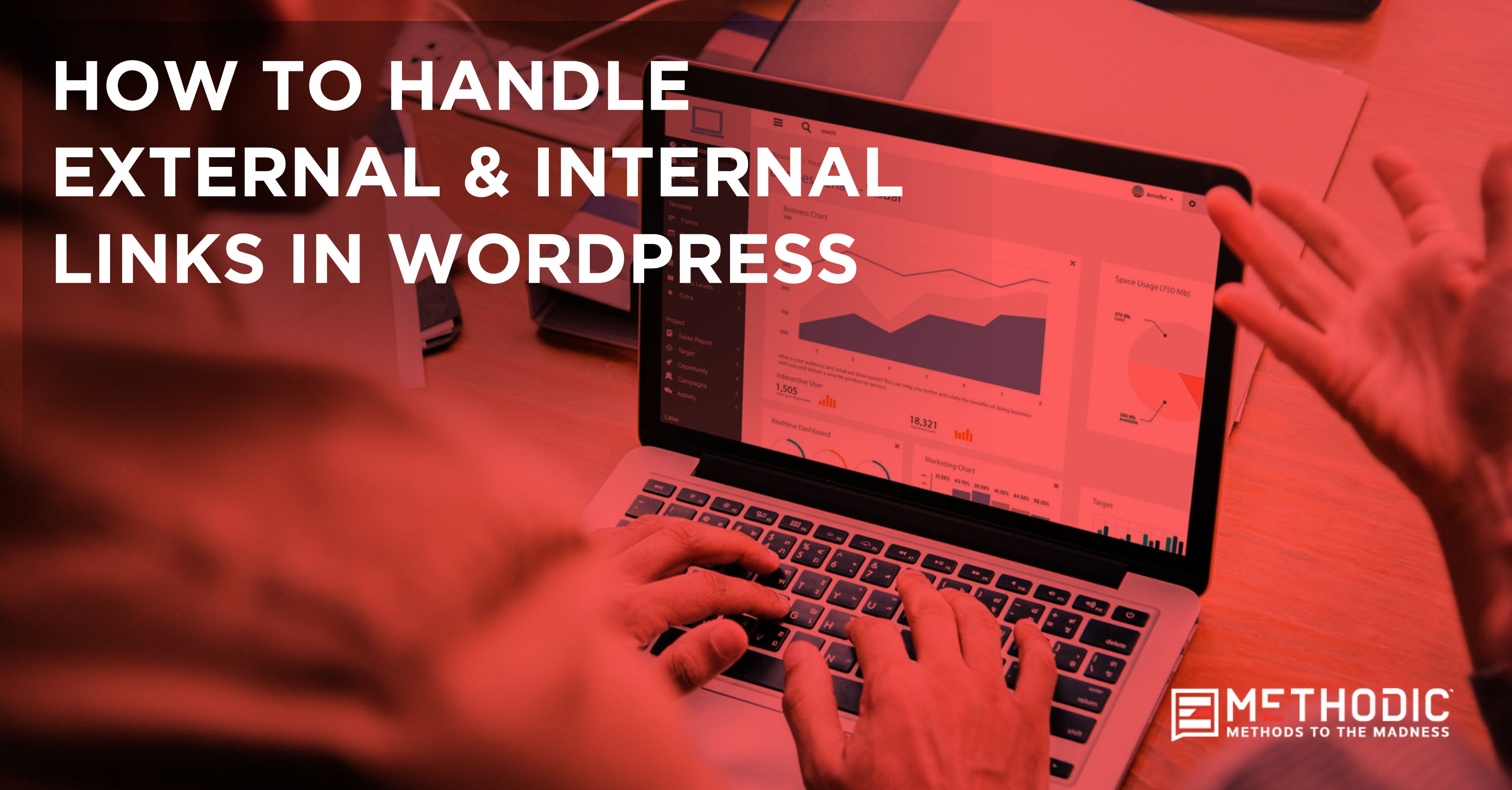 How to Handle External & Internal Links in WordPress